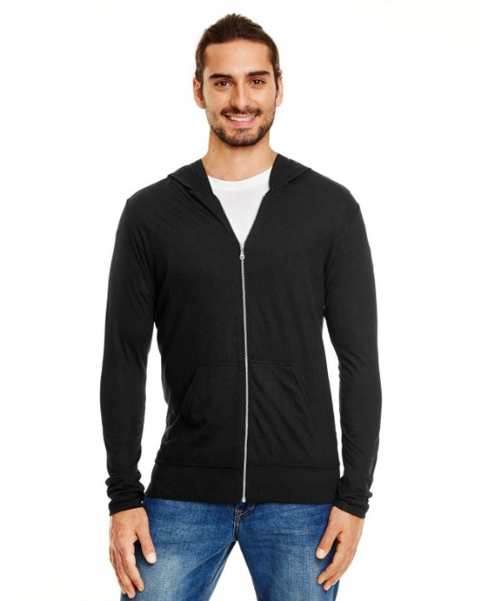 Picture of Anvil 6759 Adult Triblend Full-Zip Jacket