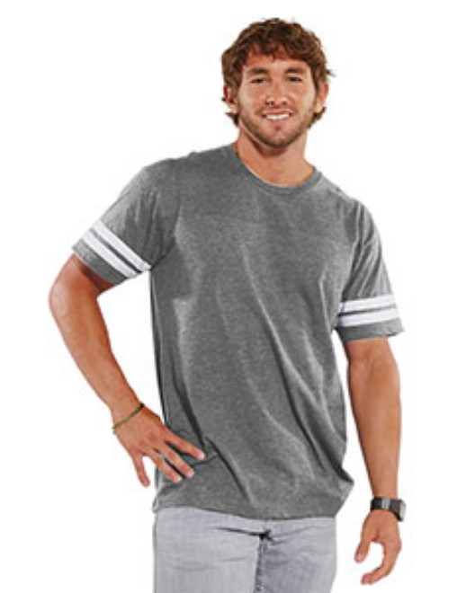 Picture of LAT 6937 Men's Football Fine Jersey T-Shirt