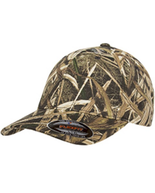 Picture of Flexfit 6999 Adult Mossy Oak Pattern Camouflage Cap