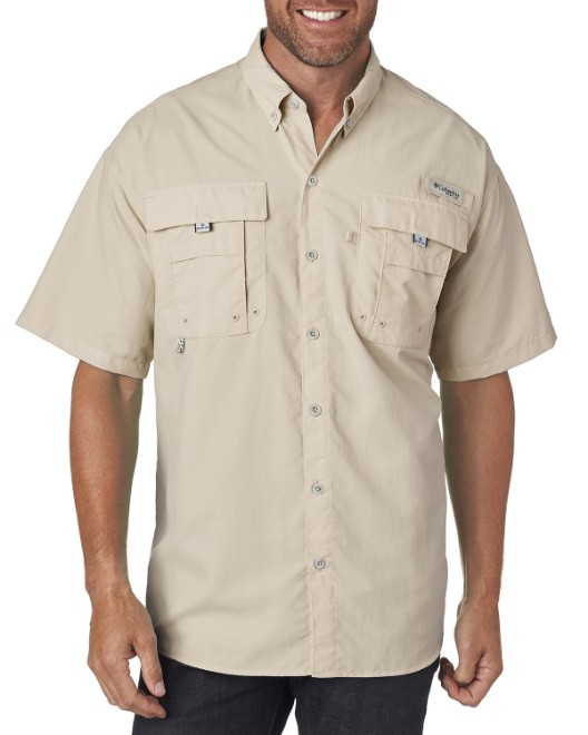 Picture of Columbia 7047 Men's Bahama II Short-Sleeve Shirt