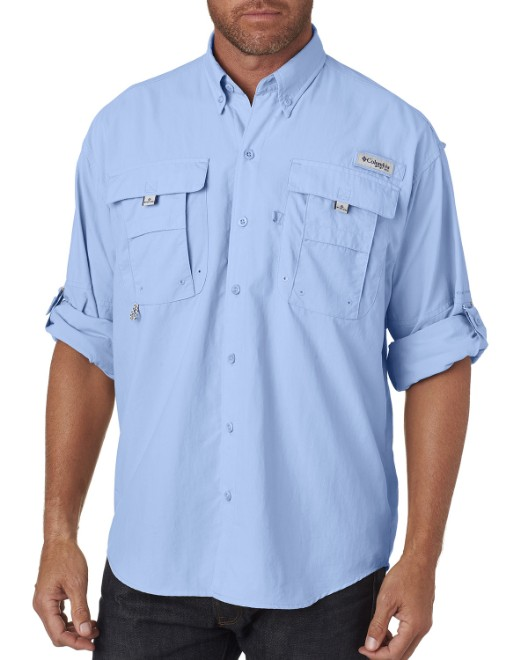 Picture of Columbia 7048 Men's Bahama II Long-Sleeve Shirt