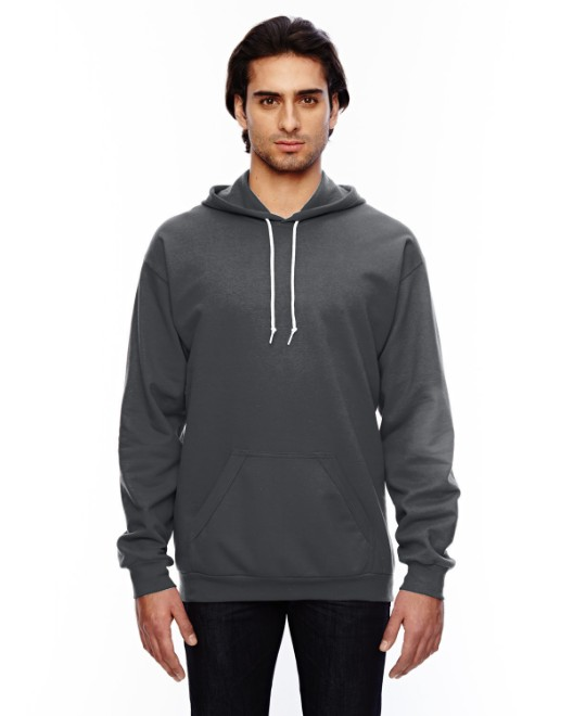 Picture of Anvil 71500 Adult Pullover Hooded Fleece