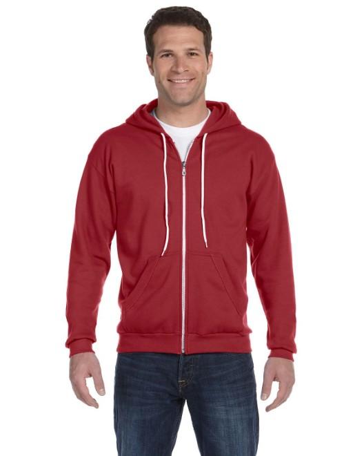 Picture of Anvil 71600 Adult Full-Zip Hooded Fleece