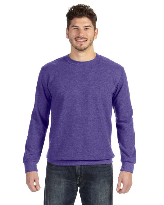 Picture of Anvil 72000 Adult Crewneck French Terry