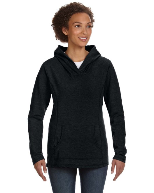 Picture of Anvil 72500L Ladies' Hooded French Terry