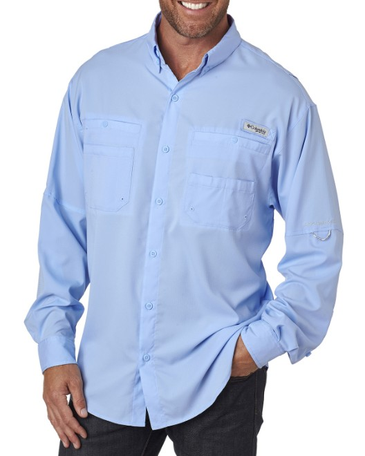 Picture of Columbia 7253 Men's Tamiami II Long-Sleeve Shirt