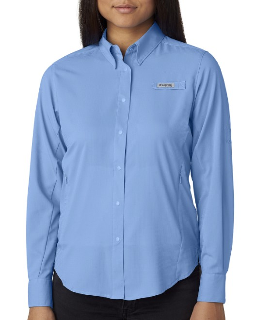 Picture of Columbia 7278 Womens Tamiami II Long-Sleeve Shirt