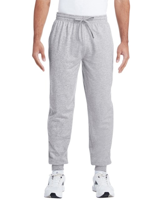 Picture of Anvil 73120 Unisex Light Terry Jogger