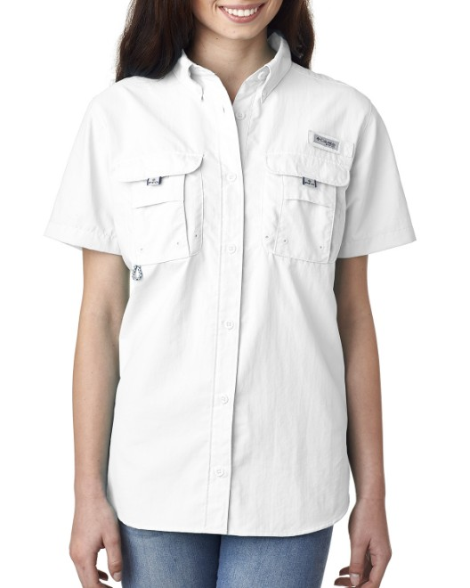 Picture of Columbia 7313 Womens Bahama Short-Sleeve Shirt
