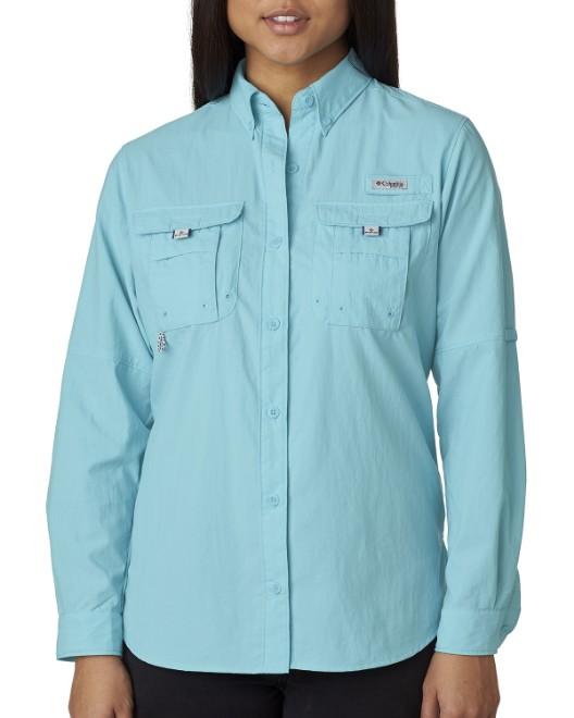 Picture of Columbia 7314 Womens Bahama Long-Sleeve Shirt