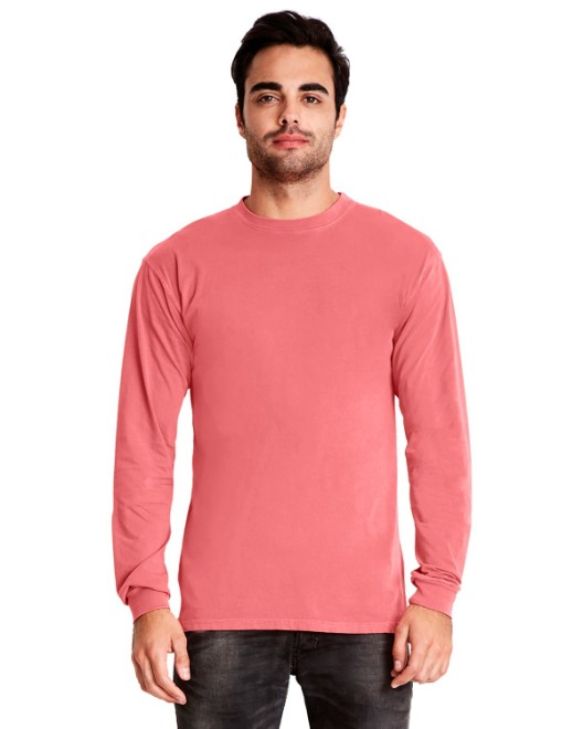 Picture of Next Level 7401 Adult Inspired Dye Long-Sleeve Crew