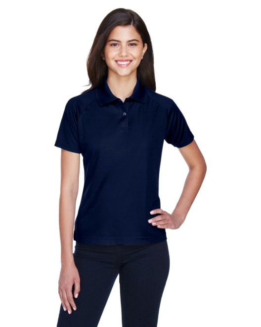 Picture of Ash City - Extreme 75046 Womens Eperformance Pique Polo