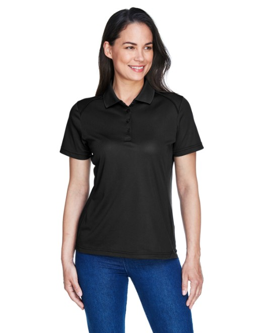 Picture of Ash City - Extreme 75108 Womens Eperformance Shield Snag Protection Short-Sleeve Polo