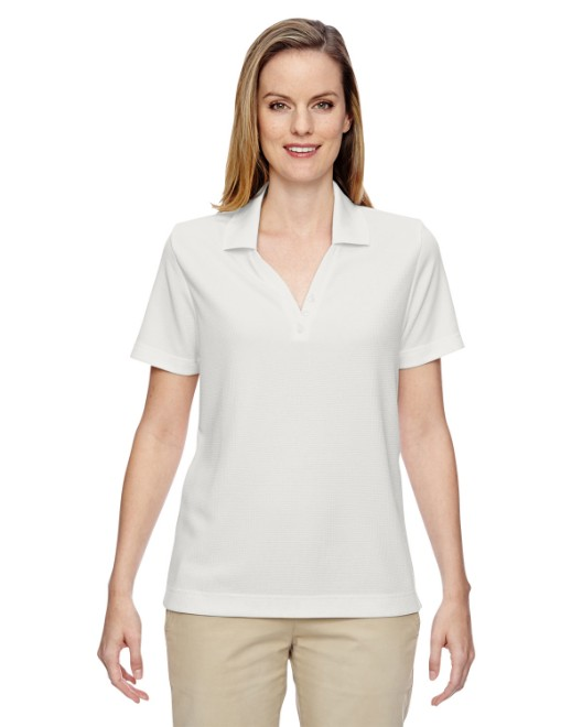 Picture of Ash City - North End 75121 Womens Excursion Nomad Performance Waffle Polo
