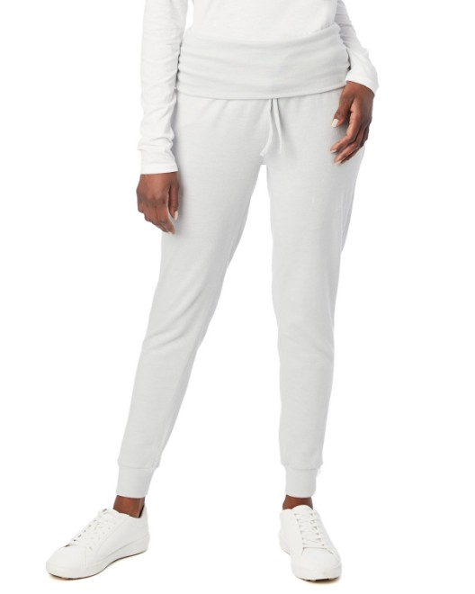 Picture of Alternative 7600B Womens Slow Vintage Heavy Knit Jogger Pant