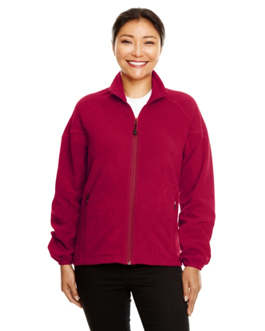 Picture of Ash City - North End 78025 Womens Microfleece Unlined Jacket