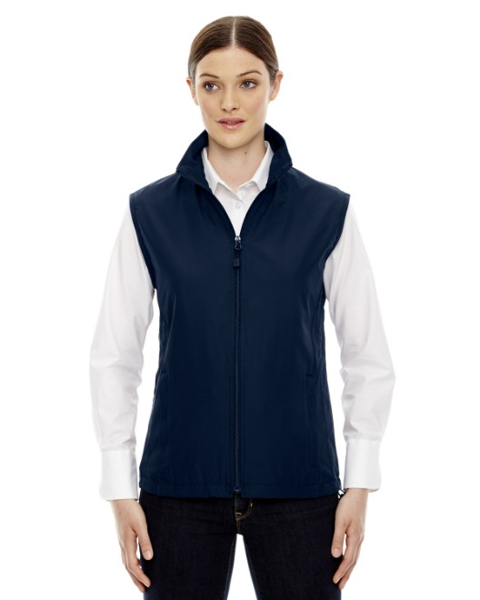 Picture of Ash City - North End 78028 Womens Techno Lite Activewear Vest