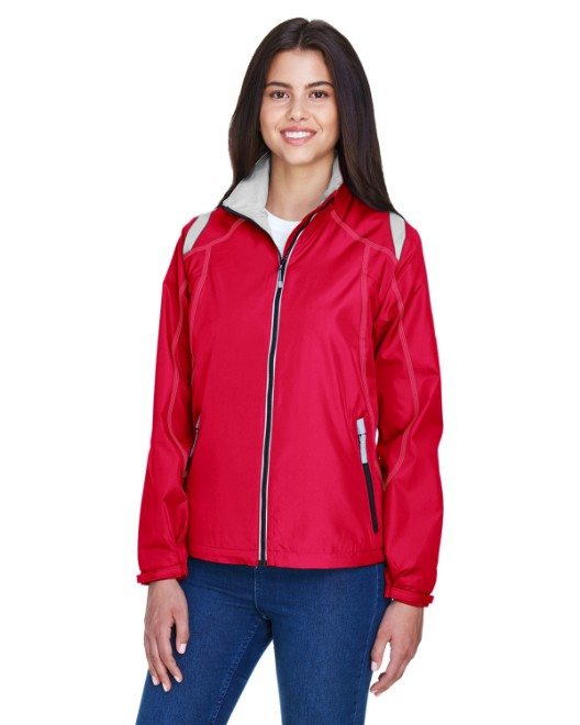 Picture of Ash City - North End 78076 Womens Endurance Lightweight Colorblock Jacket
