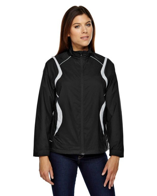 Picture of Ash City - North End 78167 Womens Venture Lightweight Mini Ottoman Jacket