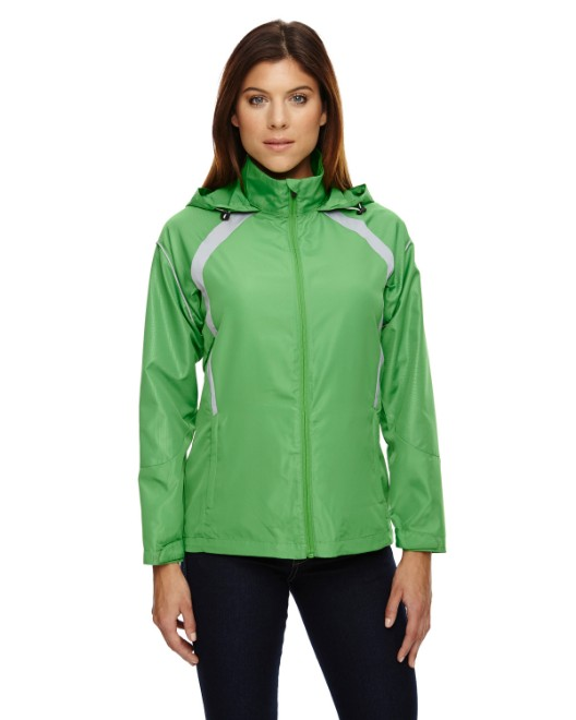 Picture of Ash City - North End 78168 Womens Sirius Lightweight Jacket with Embossed Print