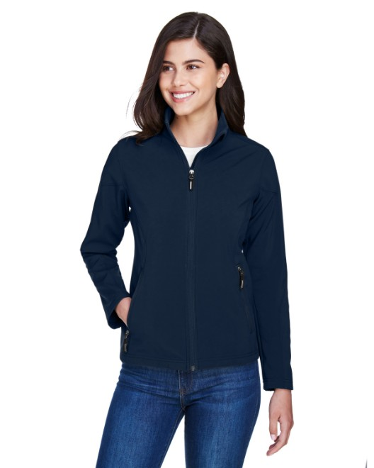 Picture of Ash City - Core 365 78184 Womens Cruise Two-Layer Fleece Bonded Soft Shell Jacket