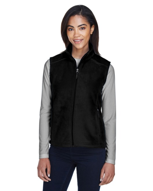Picture of Ash City - Core 365 78191 Womens Journey Fleece Vest