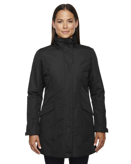 Picture of Ash City - North End 78210 Womens Promote Insulated Car Jacket