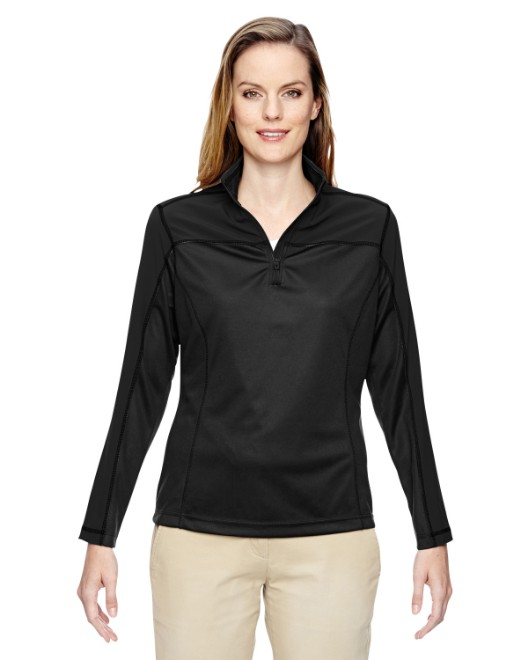 Picture of Ash City - North End 78220 Womens Excursion Circuit Performance Quarter-Zip