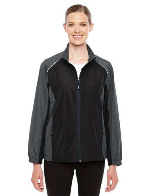 Picture of Ash City - Core 365 78223 Womens Stratus Colorblock Lightweight Jacket