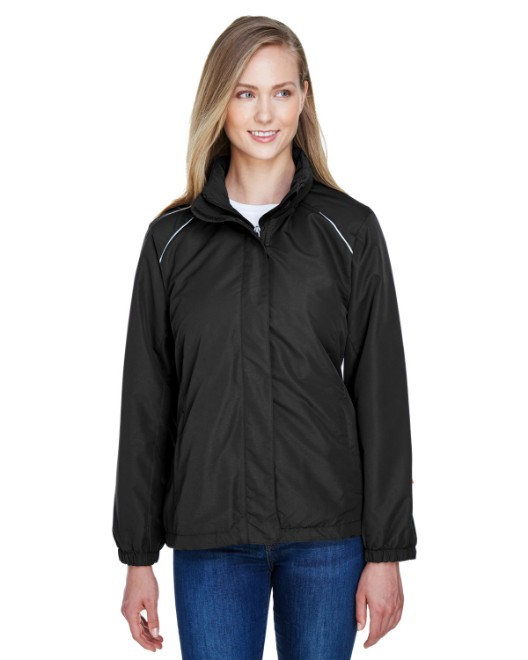 Picture of Ash City - Core 365 78224 Womens Profile Fleece-Lined All-Season Jacket