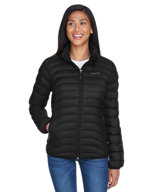 Picture of Marmot 78370 Womens Aruna Insulated Puffer Jacket