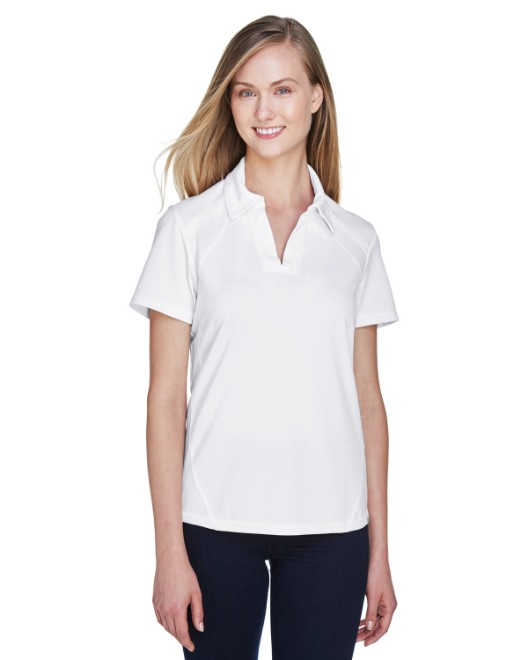 Picture of Ash City - North End 78632 Womens Recycled Polyester Performance Pique Polo