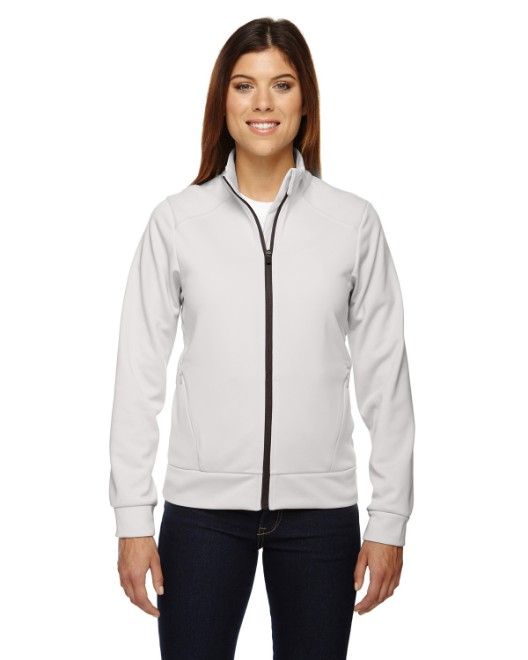 Picture of Ash City - North End 78660 Womens Evoke Bonded Fleece Jacket