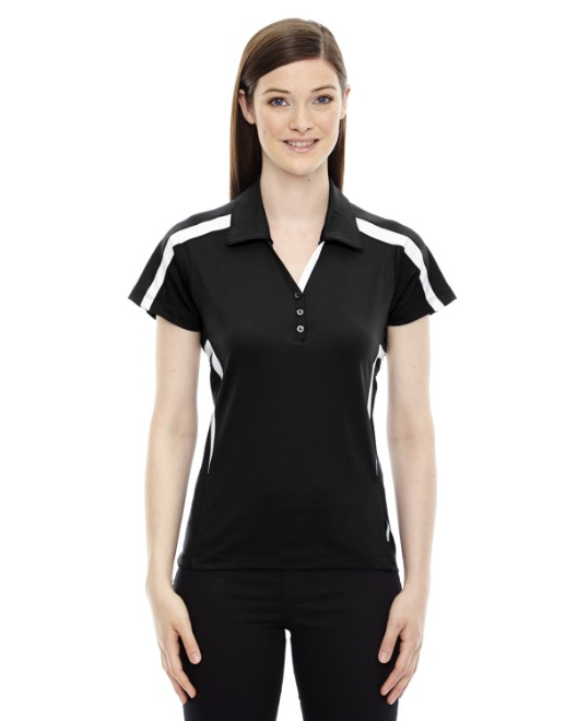 Picture of Ash City - North End 78667 Womens Accelerate UTK cool?logik Performance Polo