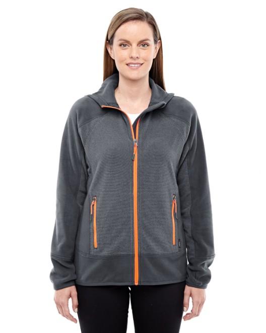 Picture of Ash City - North End 78810 Womens Vortex Polartec Active Fleece Jacket