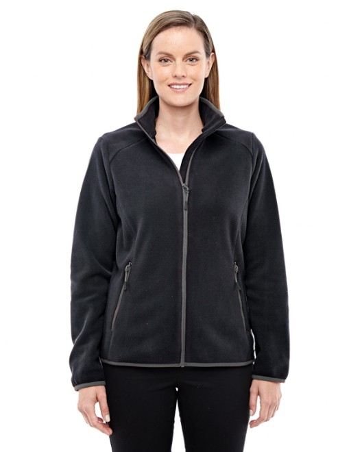 Picture of Ash City - North End 78811 Womens Vector Interactive Polartec Fleece Jacket