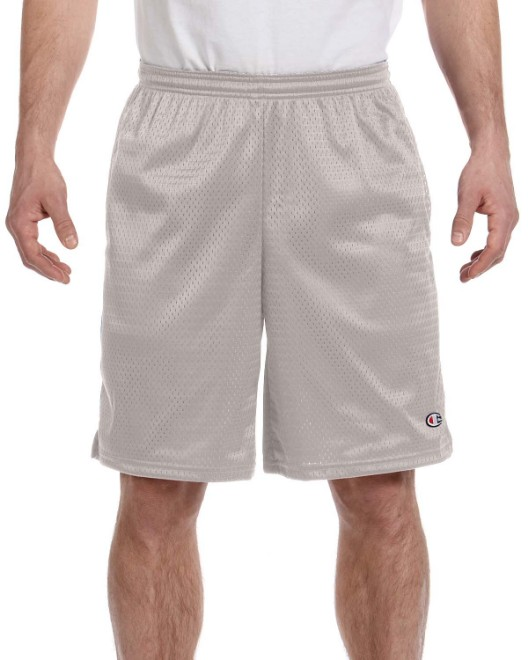 Picture of Champion 81622 Adult 3.7 oz. Mesh Short with Pockets