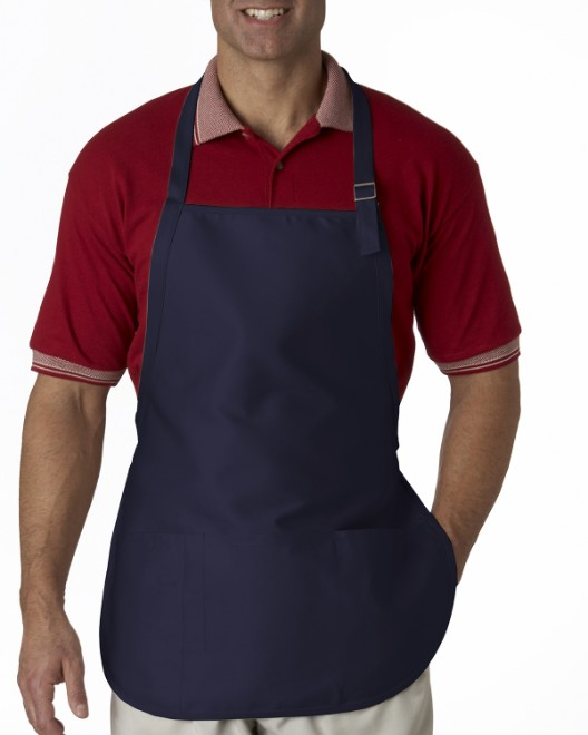 Picture of Liberty Bags 8205 Three-Pocket Apron with Buckle