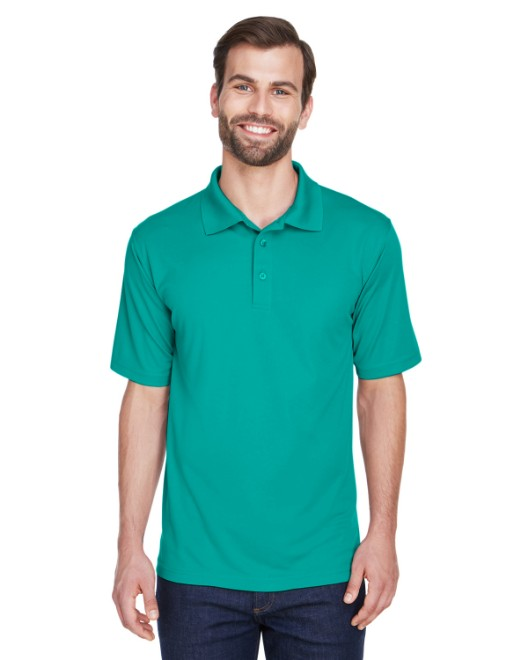 Picture of UltraClub 8210 Men's Cool & Dry Mesh Pique Polo