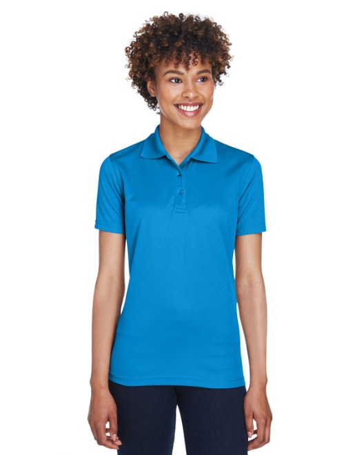 Picture of UltraClub 8210L Womens Cool & Dry Mesh Pique Polo