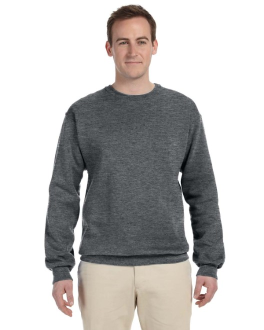 Picture of Fruit of the Loom 82300 Adult 12 oz. Supercotton Fleece Crew