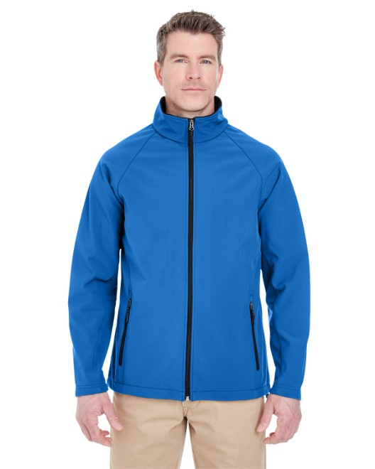 Picture of UltraClub 8265 Men's Soft Shell Jacket