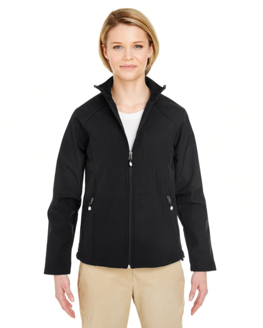 Picture of UltraClub 8265L Womens Soft Shell Jacket