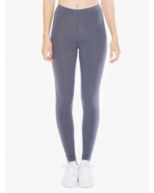 Picture of American Apparel 8328W Womens Cotton Spandex Jersey Leggings