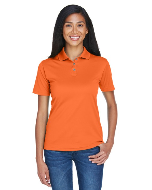 Picture of UltraClub 8404 Womens Cool & Dry Sport Polo