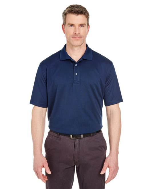 Picture of UltraClub 8405T Men's Tall Cool & Dry Sport Polo