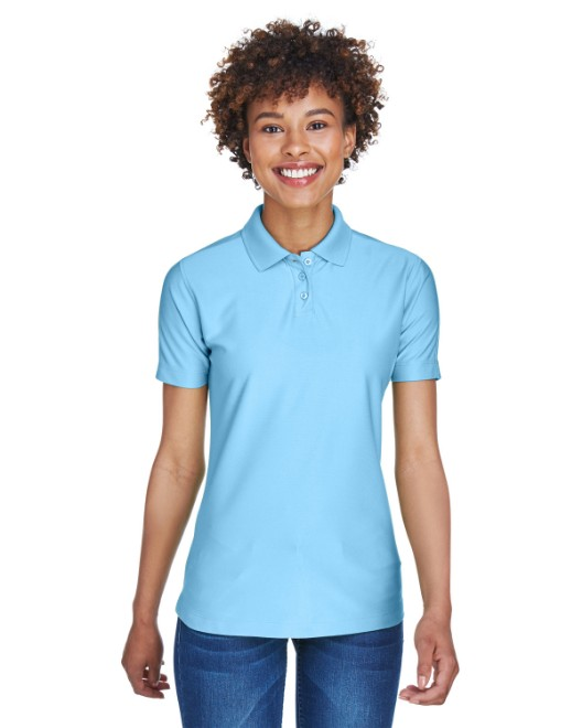 Picture of UltraClub 8414 Womens Cool & Dry Elite Performance Polo