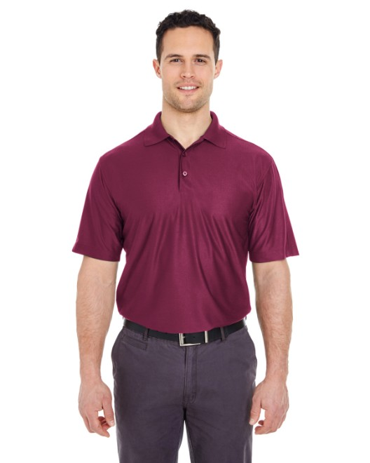 Picture of UltraClub 8415T Men's Tall Cool & Dry Elite Performance Polo