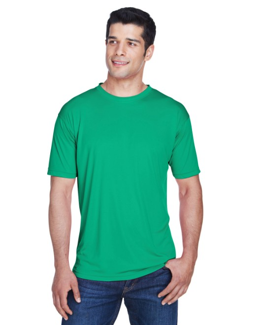 Picture of UltraClub 8420 Men's Cool & Dry Sport Performance Interlock T-Shirt