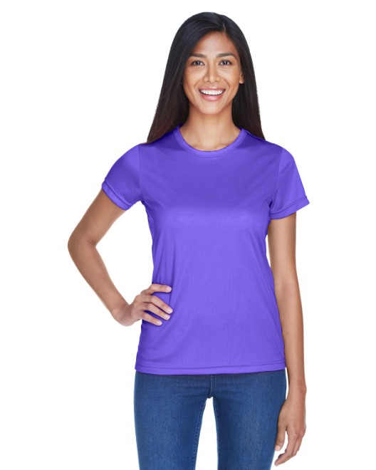Picture of UltraClub 8420L Womens Cool & Dry Sport Performance Interlock T-Shirt
